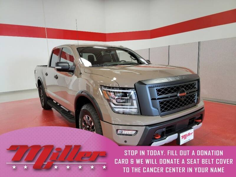 2021 Nissan Titan for sale in Saint Cloud, MN
