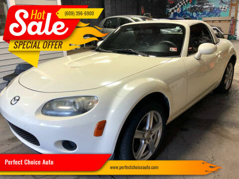 2006 Mazda MX-5 Miata for sale at Perfect Choice Auto in Trenton NJ