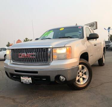 2010 GMC Sierra 1500 for sale at LUGO AUTO GROUP in Sacramento CA