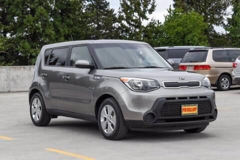 2015 Kia Soul for sale at Washington Auto Credit in Puyallup WA