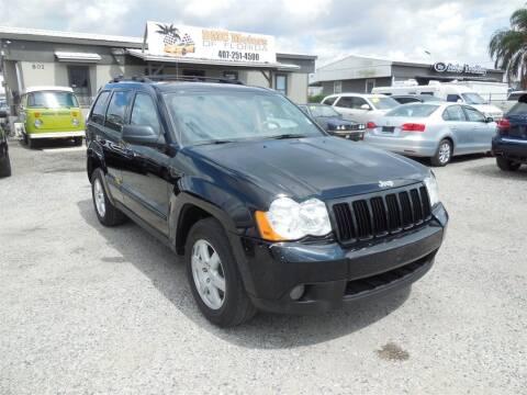 2008 Jeep Grand Cherokee for sale at DMC Motors of Florida in Orlando FL
