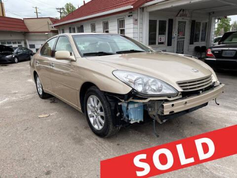 2004 Lexus ES 330 for sale at ELITE MOTOR CARS OF MIAMI in Miami FL