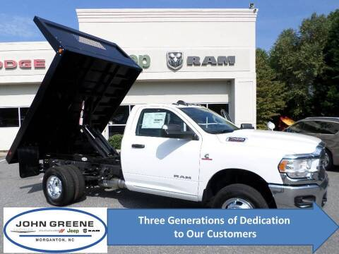 2019 RAM Ram Chassis 3500 for sale at John Greene Chrysler Dodge Jeep Ram in Morganton NC