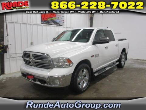 2015 RAM Ram Pickup 1500 for sale at Runde Chevrolet in East Dubuque IL