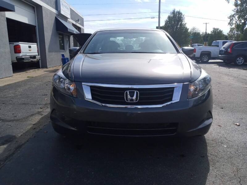 2008 Honda Accord for sale at SOUTHERN AUTO GROUP, LLC in Grand Rapids MI