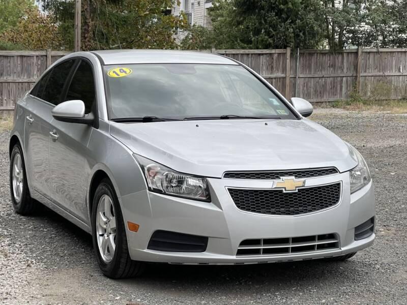 2014 Chevrolet Cruze for sale at Prize Auto in Alexandria VA