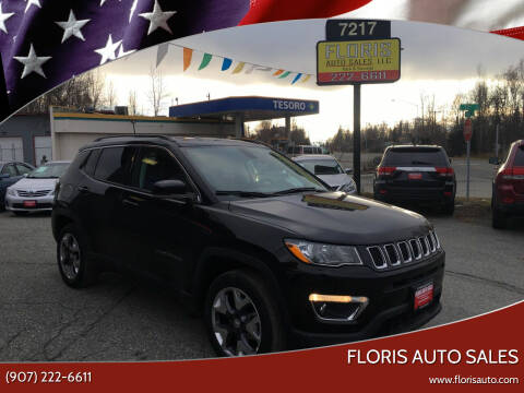 2020 Jeep Compass for sale at FLORIS AUTO SALES in Anchorage AK