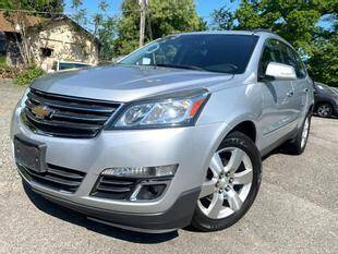 2014 Chevrolet Traverse for sale at Rockland Automall - Rockland Motors in West Nyack NY