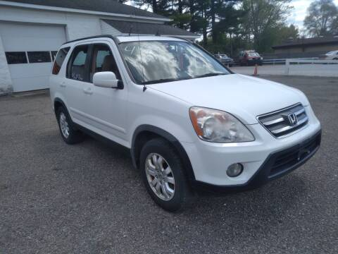 2006 Honda CR-V for sale at Easy Does It Auto Sales in Newark OH
