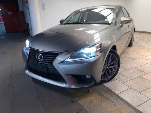 2015 Lexus IS 250 for sale at EUROPEAN AUTO EXPO in Lodi NJ