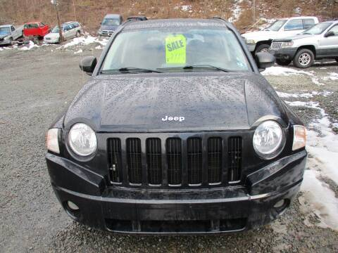 2008 Jeep Compass for sale at FERNWOOD AUTO SALES in Nicholson PA