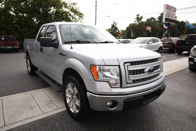 2014 Ford F-150 for sale at Grant Car Concepts in Orlando FL