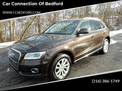 2014 Audi Q5 for sale at Car Connection of Bedford in Bedford OH