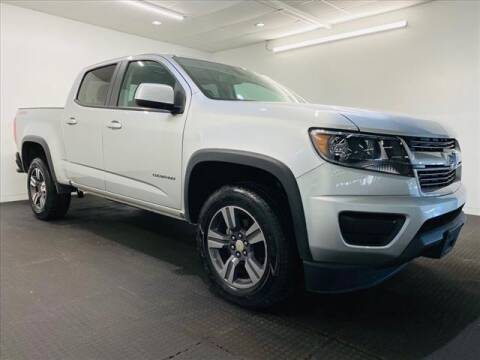 2018 Chevrolet Colorado for sale at Champagne Motor Car Company in Willimantic CT