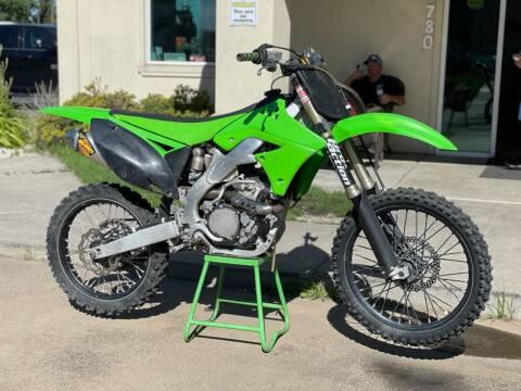 2012 Kawasaki KX 250F for sale at Harper Motorsports-Powersports in Post Falls ID