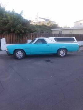 1972 Chevrolet El Camino for sale at Haggle Me Classics in Hobart IN