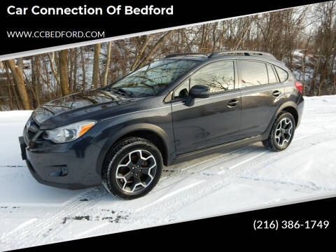 2015 Subaru XV Crosstrek for sale at Car Connection of Bedford in Bedford OH