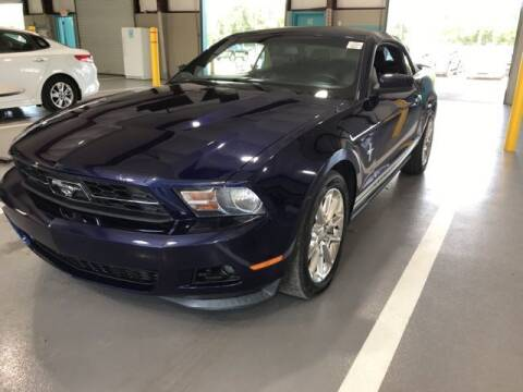 2011 Ford Mustang for sale at Executive Automotive Service of Ocala in Ocala FL