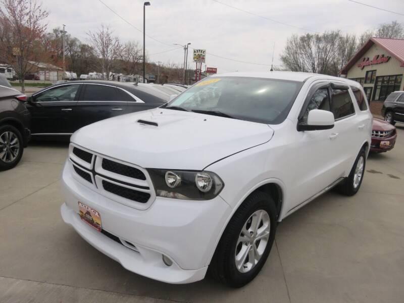 2013 Dodge Durango for sale at Azteca Auto Sales LLC in Des Moines IA