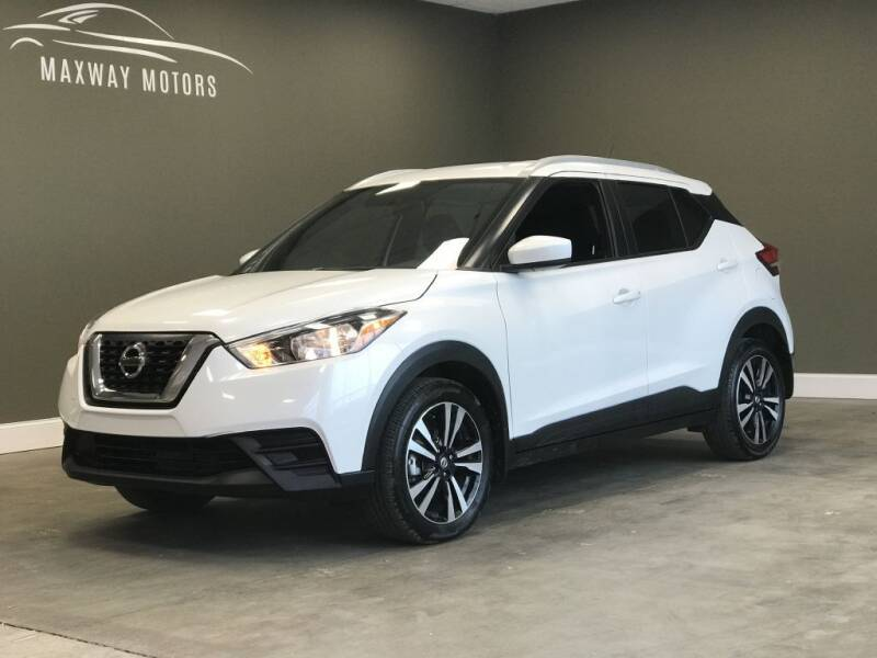 2018 Nissan Kicks for sale at Unix Auto Trade in Sleepy Hollow IL