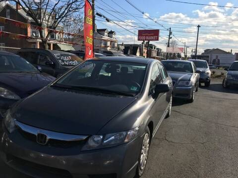 2010 Honda Civic for sale at Chambers Auto Sales LLC in Trenton NJ