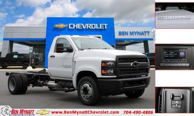 2021 Chevrolet Silverado 4500HD for sale in Concord, NC