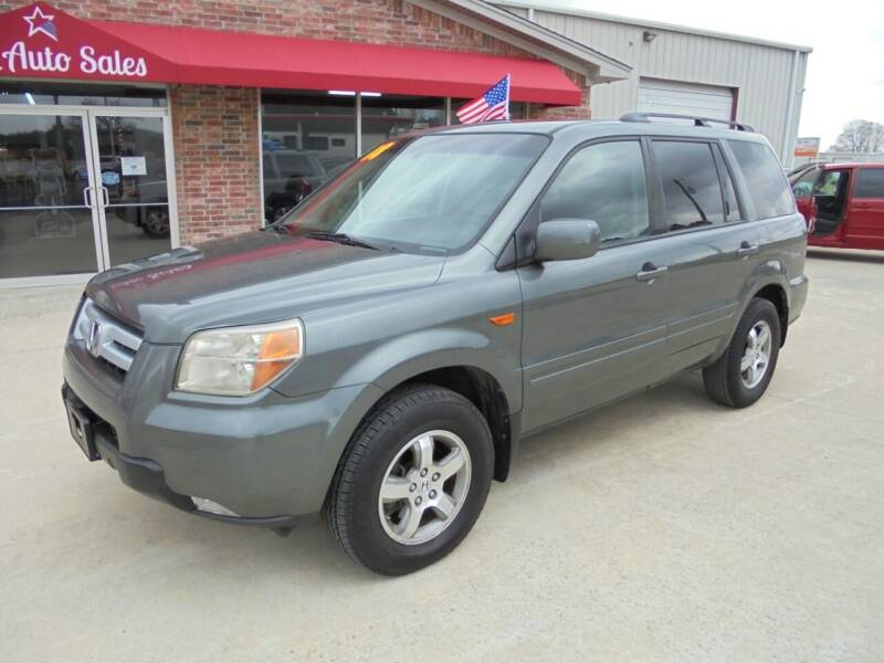 2008 Honda Pilot for sale at US PAWN AND LOAN in Austin AR