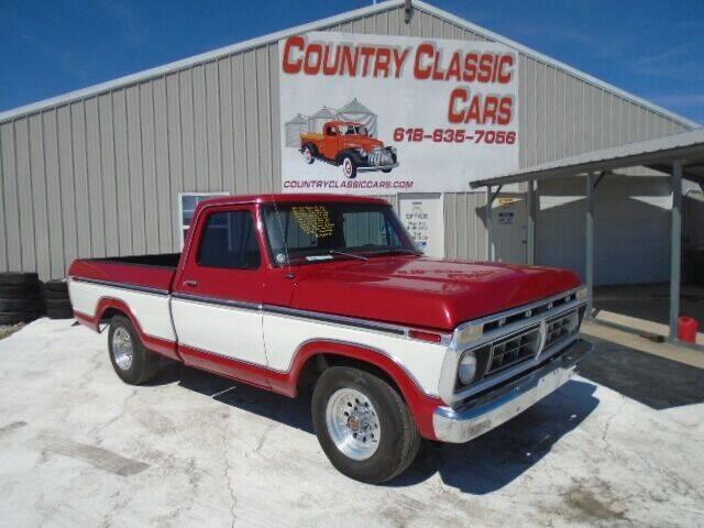 1977 Ford Ranger for sale in Staunton, IL