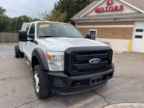 2011 Ford F-550 Super Duty for sale at A 1 Motors in Monroe MI