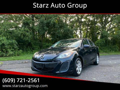 2010 Mazda MAZDA3 for sale at Starz Auto Group in Delran NJ
