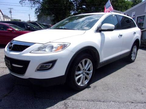 2011 Mazda CX-9 for sale at Top Line Import in Haverhill MA