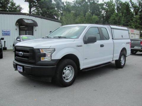 2017 Ford F-150 for sale at Pure 1 Auto in New Bern NC