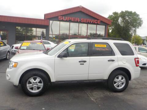 2011 Ford Escape for sale at Super Service Used Cars in Milwaukee WI