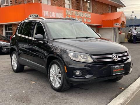 2016 Volkswagen Tiguan for sale at Bloomingdale Auto Group in Bloomingdale NJ