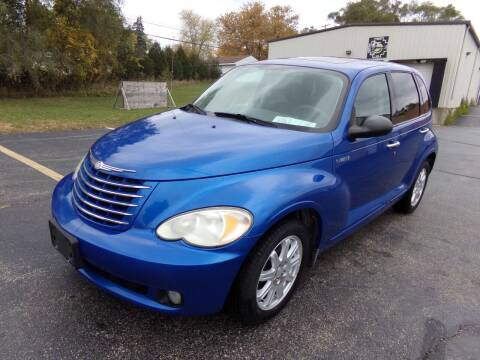 2006 Chrysler PT Cruiser for sale at Rose Auto Sales & Motorsports Inc in McHenry IL