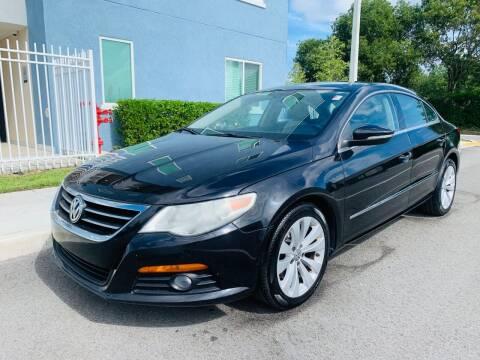 2010 Volkswagen CC for sale at LA Motors Miami in Miami FL