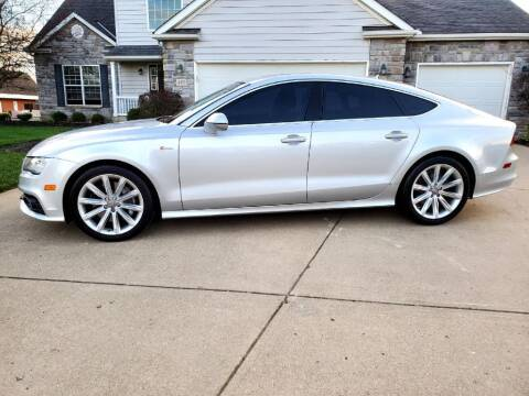 2012 Audi A7 for sale at Auto Import Specialist LLC in South Bend IN