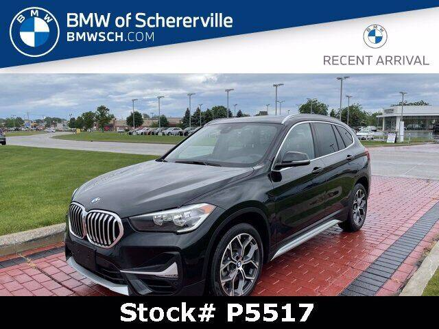 2020 BMW X1 for sale at BMW of Schererville in Shererville IN