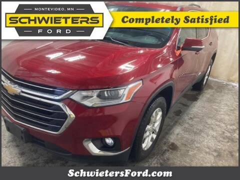 2018 Chevrolet Traverse for sale at Schwieters Ford of Montevideo in Montevideo MN