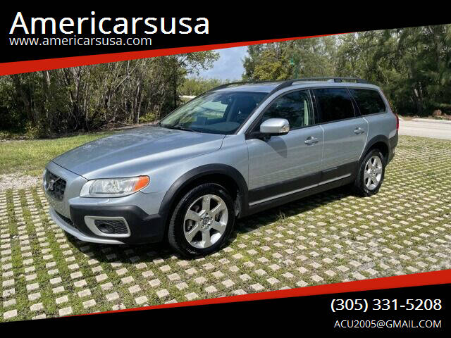 2009 Volvo XC70 for sale in Hollywood, FL