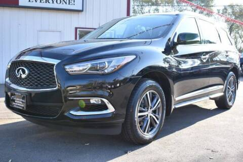 2017 Infiniti QX60 for sale at DealswithWheels in Hastings MN
