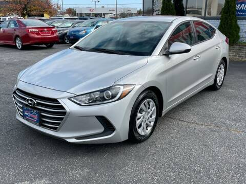 2017 Hyundai Elantra for sale at Mack 1 Motors in Fredericksburg VA