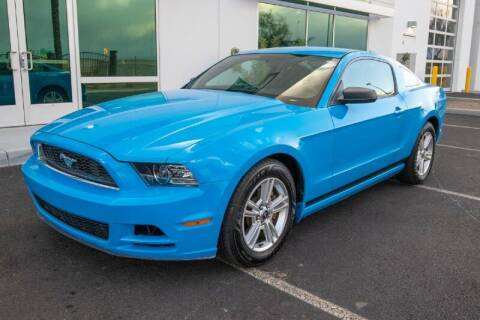 2013 Ford Mustang for sale at REVEURO in Las Vegas NV