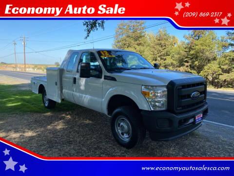 2012 Ford F-350 Super Duty for sale at Economy Auto Sale in Modesto CA