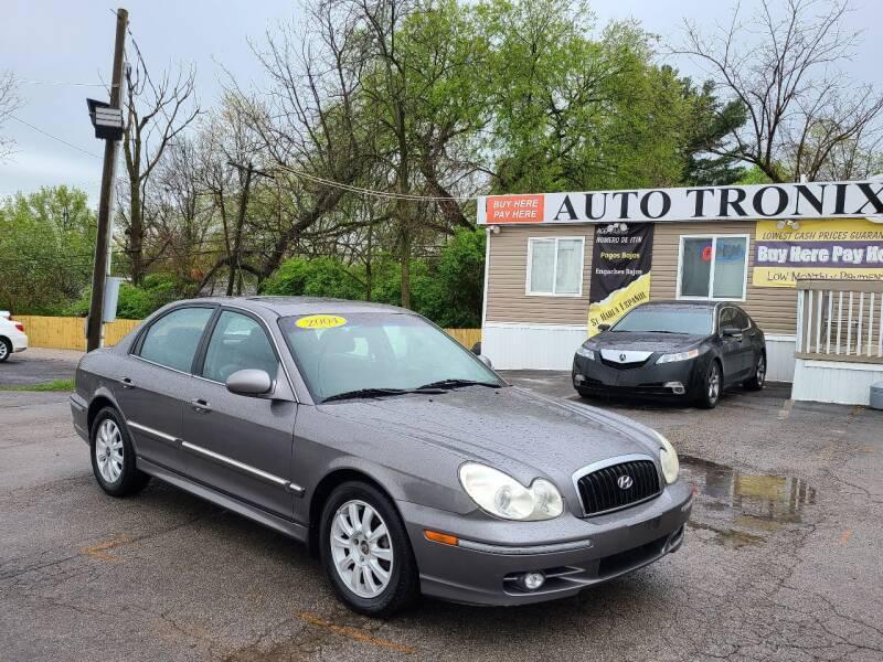 2004 Hyundai Sonata for sale at Auto Tronix in Lexington KY