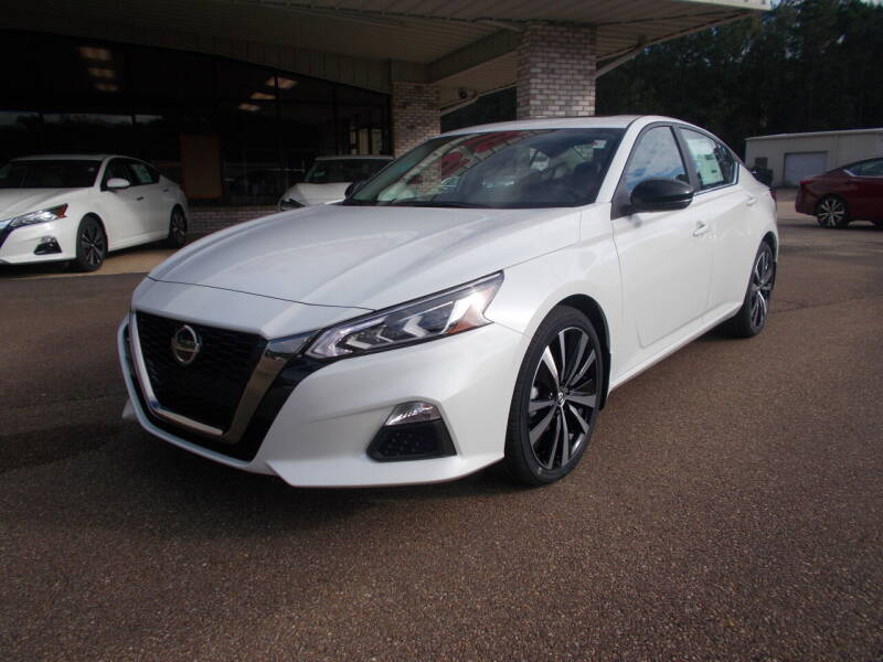 2021 Nissan Altima for sale at Howell Buick GMC Nissan - New Nissan in Summit MS