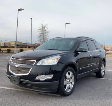 2010 Chevrolet Traverse for sale at Diamond Automobile Exchange in Woodbridge VA