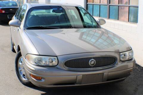 2001 Buick LeSabre for sale at JT AUTO in Parma OH