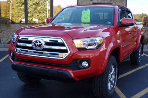 2016 Toyota Tacoma for sale at Rogos Auto Sales in Brockway PA