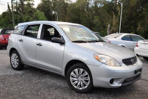 2005 Toyota Matrix for sale at Elite Motorcar, LLC in Deland FL